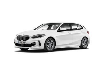 BMW serii 1 (5-drzwiowe)