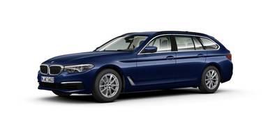 BMW serii 5 Touring