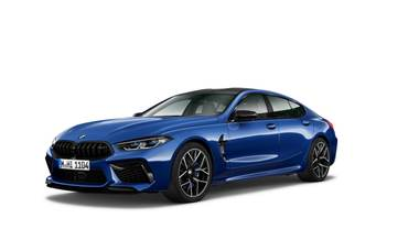 F93: M8 Competition Gran Coupe, 629