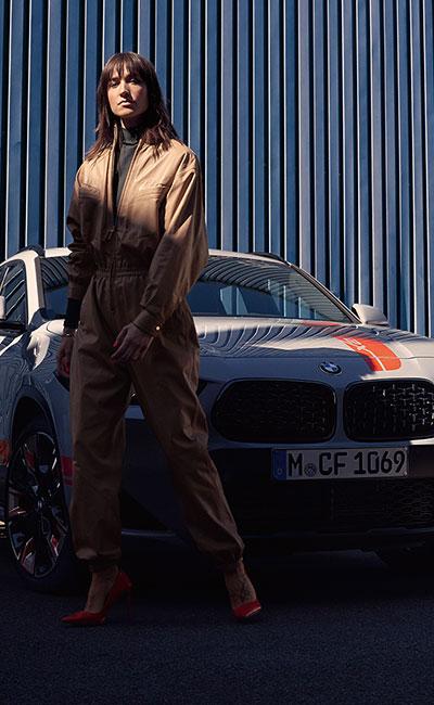 WYGLĄD ZEWNĘTRZNY BMW X2.