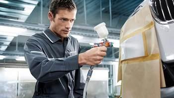 Certyfikowana blacharnia i lakiernia w serwisie Dealera BMW Auto Fus.