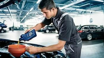 Serwis olejowy w najlepszej cenie w serwisie Dealera BMW Auto Fus.