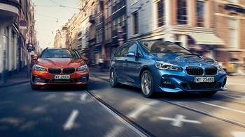 BMW serii 2 Active Tourer oferta specjalna.