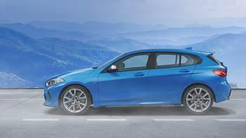 Oferta specjalna BMW serii 1.