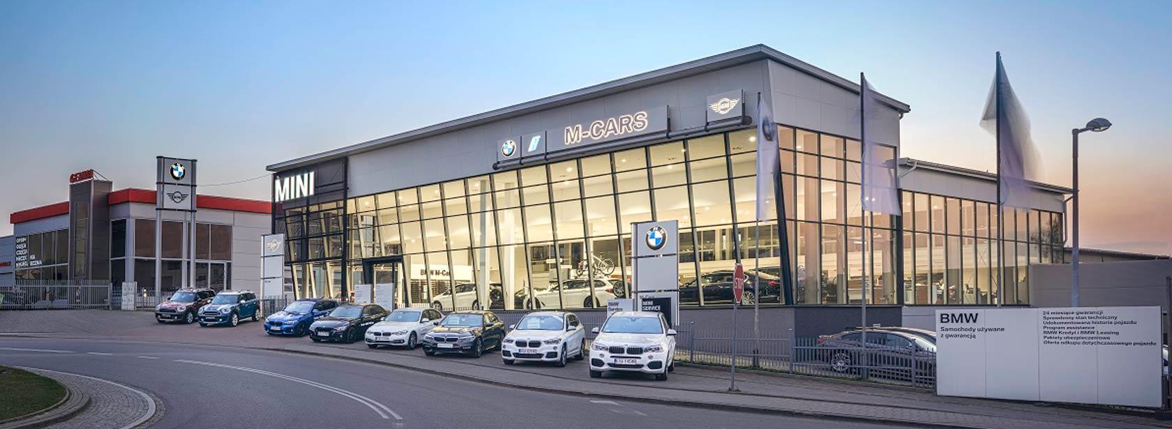 Salon Dealer BMW M-Cars Libertów.