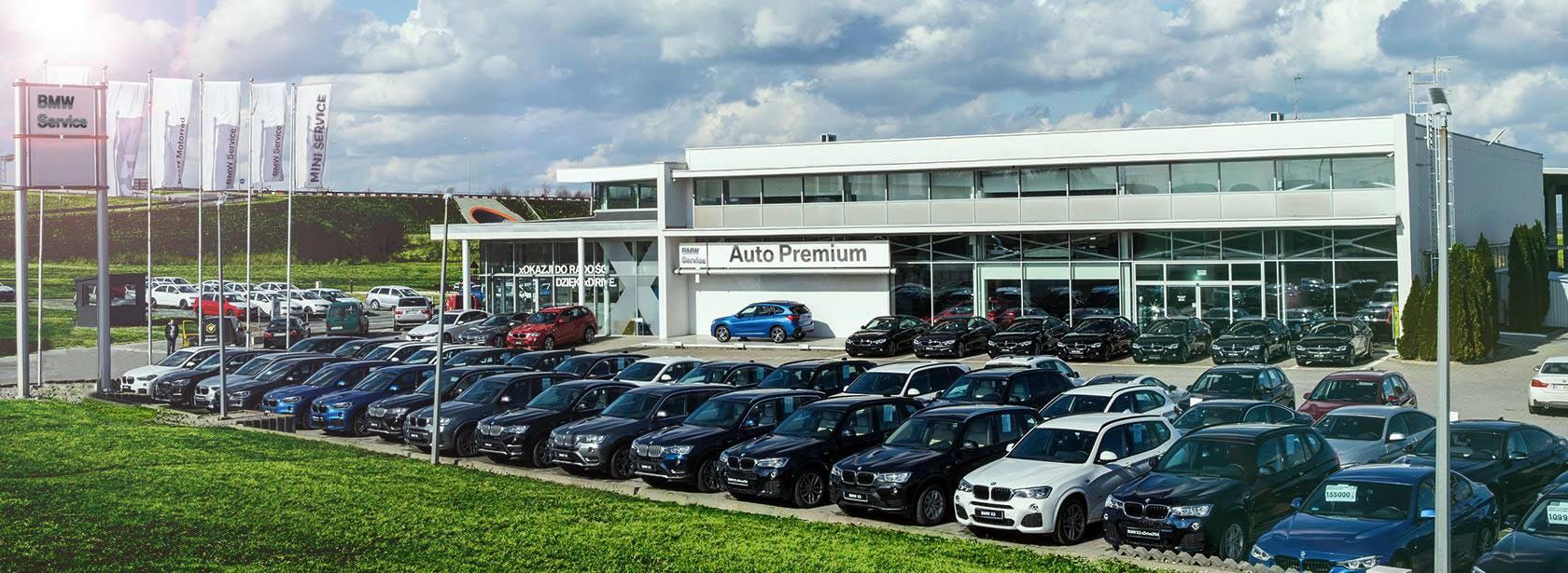 Autoryzowany Serwis BMW Auto Premium.