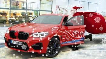 Mikołaj w Dynamic Motors Płock