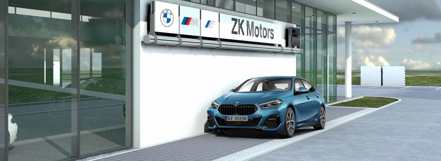 Dealer BMW ZK Motors Rzeszów. Salon BMW.