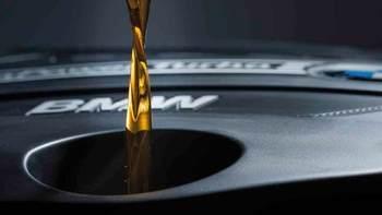 Usługa wymiany oleju.