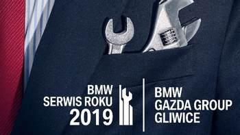 BMW serwis roku 2019
