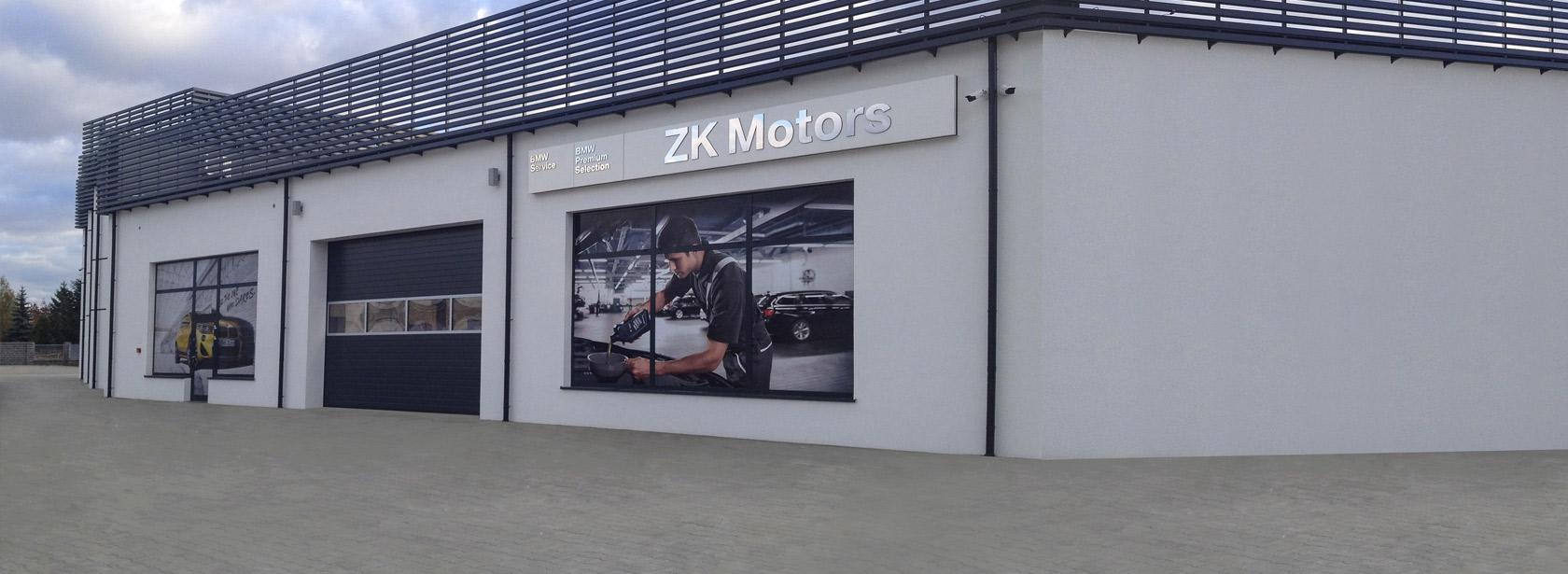 Autoryzowany Serwis BMW ZK Motors Radom.