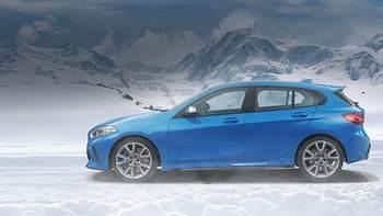 Zimowa oferta BMW serii 1.
