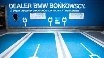 Stacja ładowania samochodów elektrycznych