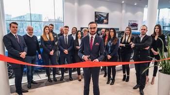 Otwarcie salonu BMW Sikora Lubin.
