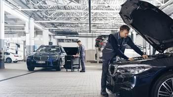 Zapraszamy na jesienny przegląd BMW!