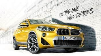 Premiera nowego BMW X2 w BMW Dobrzańśki