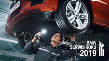 Serwis BMW - Serwis roku.