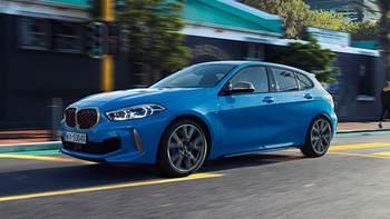 BMW serii 1 na 1