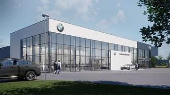 Nowy Salon BMW Bawaria Motors Piaseczno.