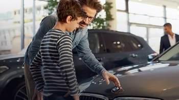 Nowe BMW.