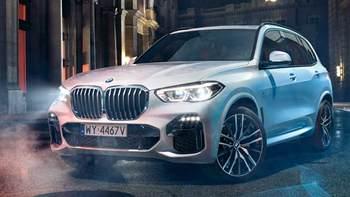 Wiedz, że możesz. Nowe BMW X5.