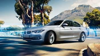 BMW serii 3 plug-in hybrid w salonie BMW Olszowiec.