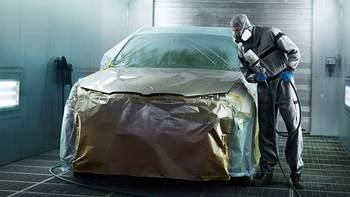Certyfikowany serwis blacharsko-lakierniczy BMW.