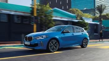 Nowe BMW serii 1 na Nowy Rok!