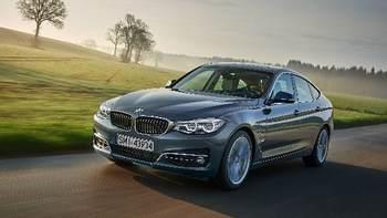 BMW Serii 3 Gran Turismo czeka na Ciebie.