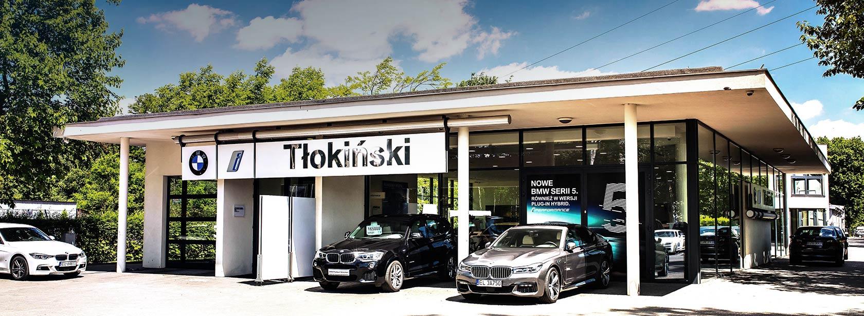 Autoryzowany Serwis BMW Tłokiński.