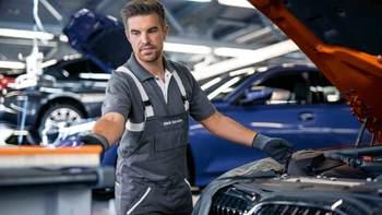 Bezpieczny i przyjazny serwis Twojego BMW