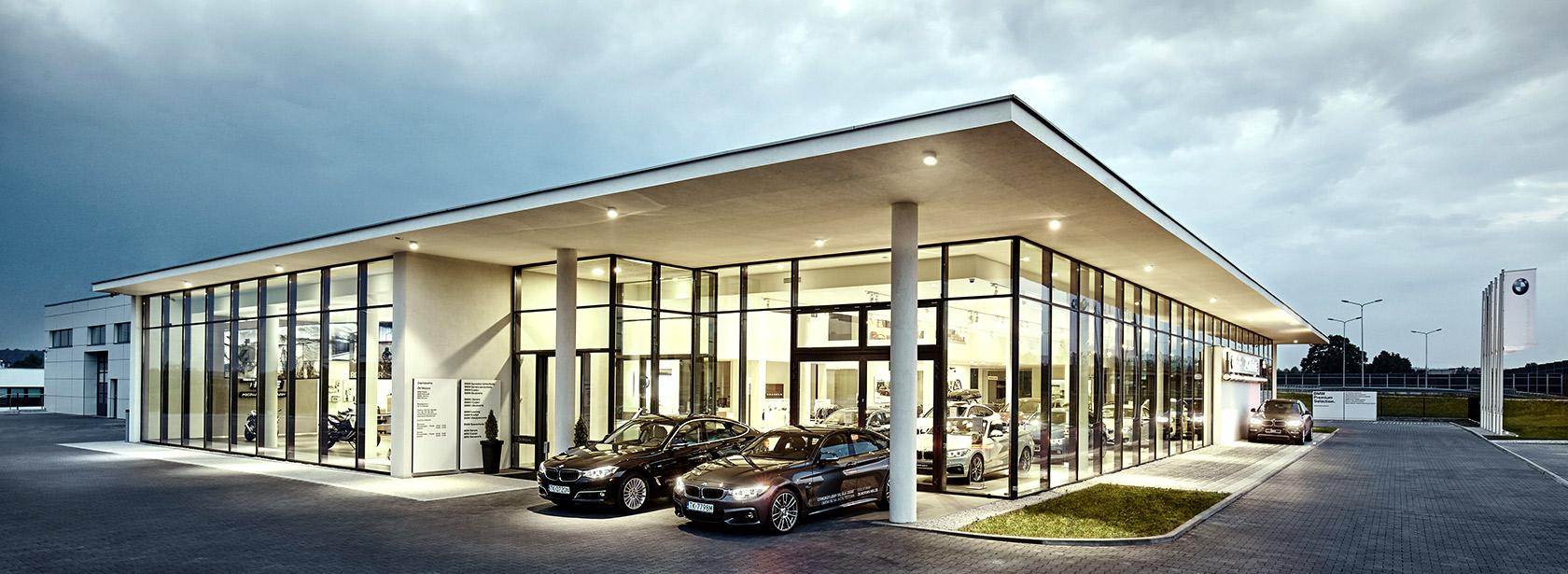 Salon Dealer BMW ZK Motors Kielce.