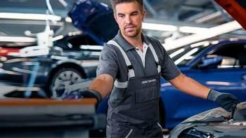 Service BMW.