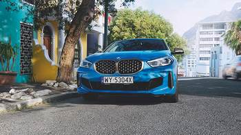 Nowe BMW serii 1.