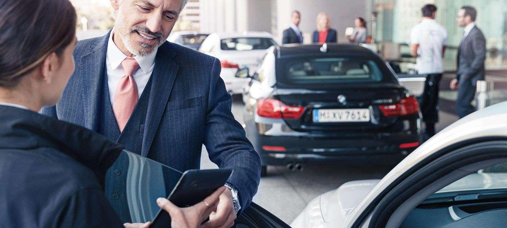 Produkty BMW to nie tylko samochody BMW. Wszelkie przedmioty których potrzebują użytkownicy