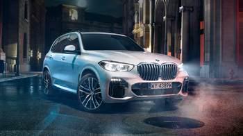 OSTATNIE MODELE BMW X5 I X7 Z SILNIKIEM M50d.