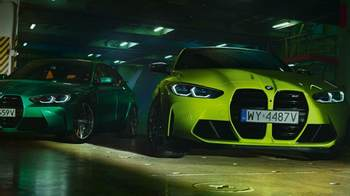 Nowe BMW M3 i BMW M4.