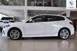 BMW Serii 1 5-drzwiowe 118d Biały używany Deska rozdzielcza