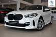 BMW Serii 1 5-drzwiowe 118d Biały używany Lewy przód