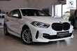 BMW Serii 1 5-drzwiowe 118d Biały używany Bok