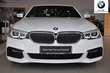 BMW Serii 5 Limuzyna 520d xDrive Biały używany Prawy tył