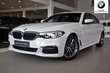 BMW Serii 5 Limuzyna 520d xDrive Biały używany Lewy przód