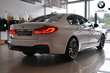 BMW Serii 5 Limuzyna 520d xDrive Biały używany Wnętrze