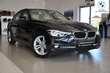 BMW Serii 3 Limuzyna 320d Sport Line Czarny używany Bok
