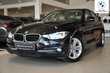 BMW Serii 3 Limuzyna 320d Sport Line Czarny używany Lewy przód