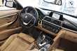 BMW Serii 3 Limuzyna 320d Sport Line Czarny używany Wnętrze