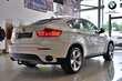 BMW X6 E71 Biały używany Wnętrze