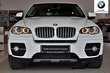 BMW X6 E71 Biały używany Prawy tył