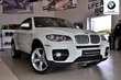 BMW X6 E71 Biały używany Bok