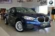 BMW Serii 1 5-drzwiowe F40 Ciemnoniebieski używany Bok